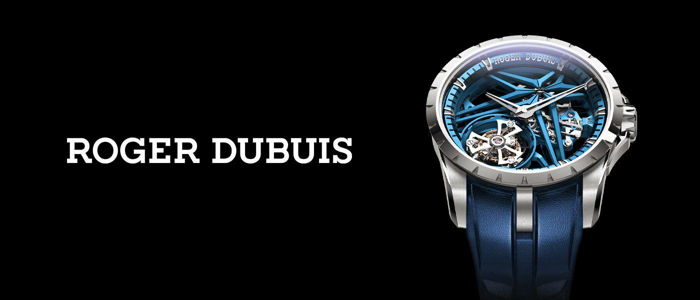 ROGER DUBUIS (ロジェデュブイ)
