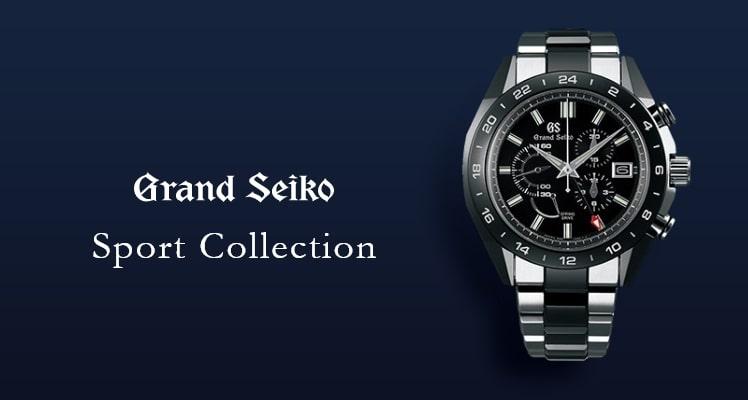 Grand Seiko -Sport Collection-